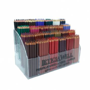 LETICIA WELL 24 COLORS LIPS & EYES PENCIL