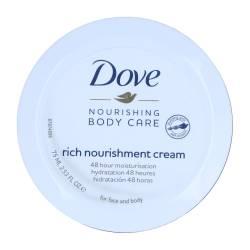 DOVE NOURISHING BODY CREAM